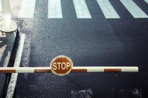 Oznakowanie na drodze