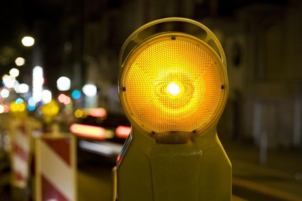 Lampa drogowa