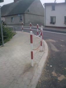 Bariery łańcuchowe