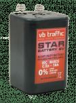 Baterie do lamp drogowych