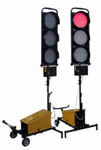 Sygnalizacja świetlna wahadłowa fi300